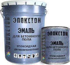 Эмаль по бетонному полу 'Эпокстон' 2К